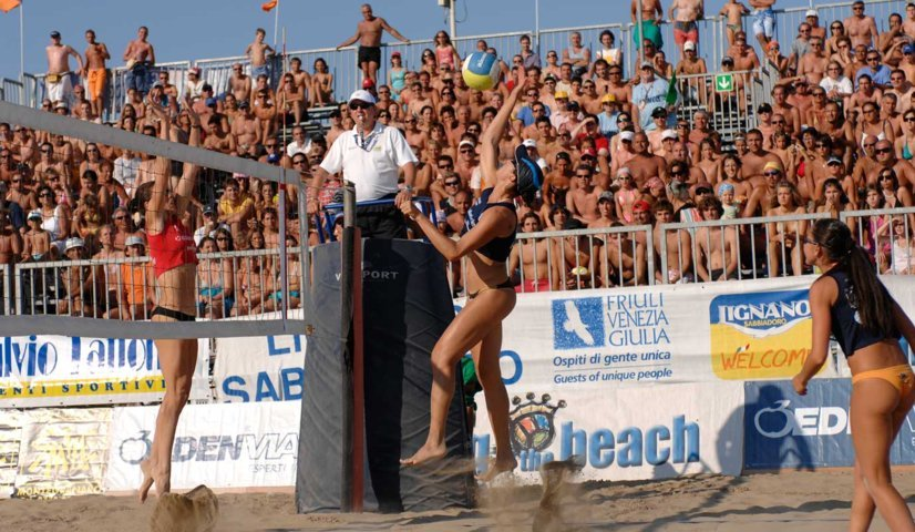 King of the beach 2007: il King viaggia per l'Italia