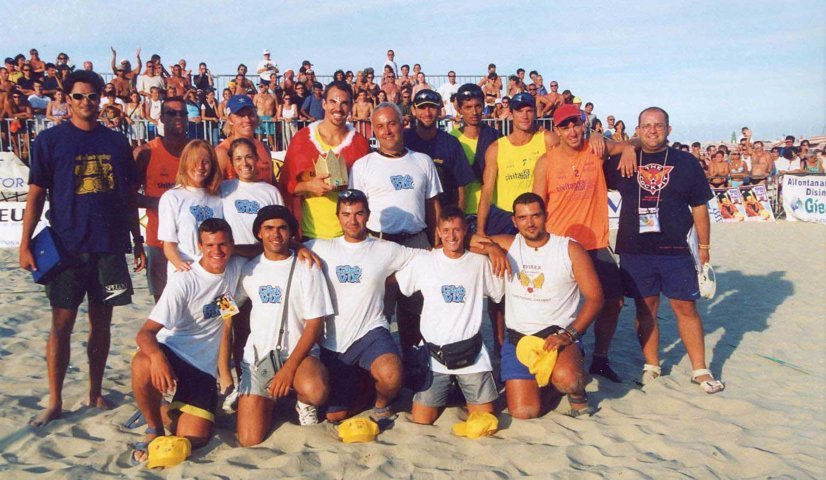 King of the beach torneo di beach volley