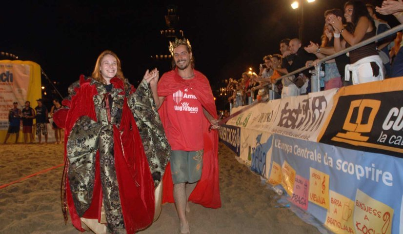 King of the beach 2006: famosi in tutta Italia