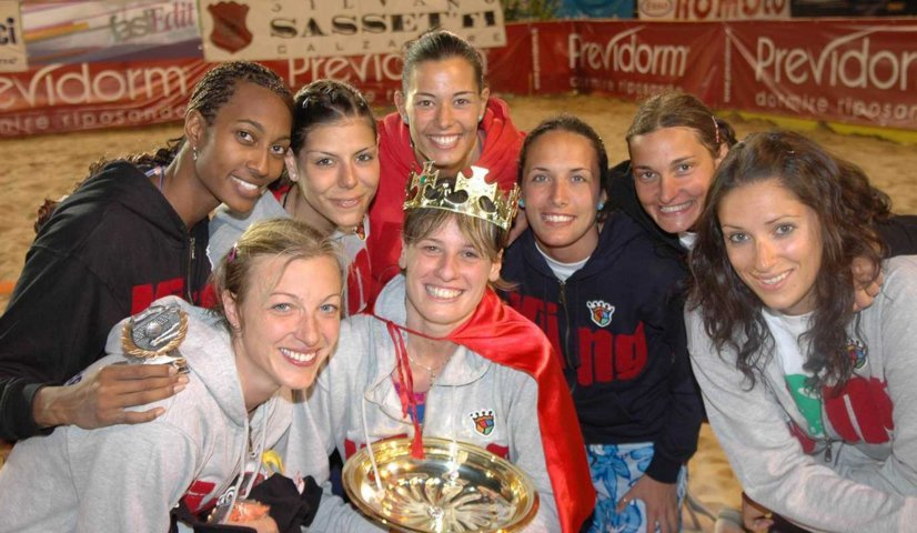 King of the beach 2008: donne alla riscossa