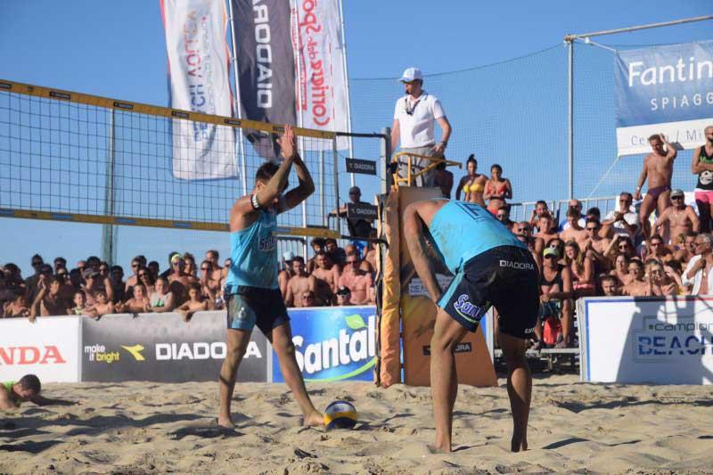 Campionato Italiano Beach Volley Porto San Giorgio: aspettando le finali