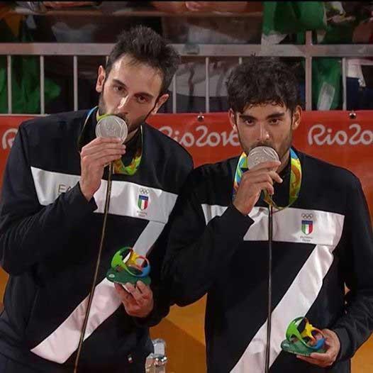 Rio 2016: Daniele Lupo e Paolo Nicolai, argento vivo per l'Italia!