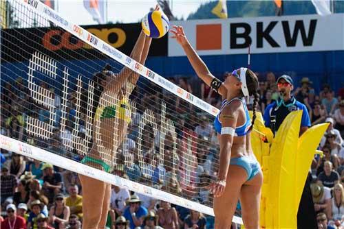 La Lega Italiana Beach Volley è ufficialmente un ente riconosciuto dalla FIPAV