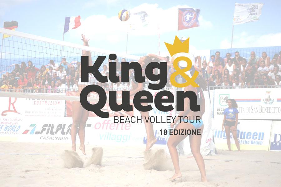 18 anni… e non sentirli! Benvenuto Beach Volley Tour 2017