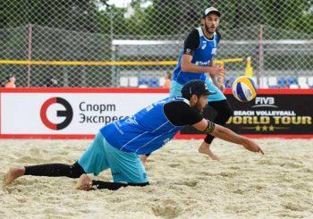Torneo Tre Stelle Mosca: out tutte le coppie azzurre