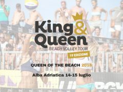 Formula e gironi del Offertevillaggi.com Queen of the Beach 2018
