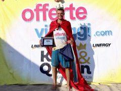 Michele Crusca vince il King of the Beach 2018 Offertevillaggi.com
