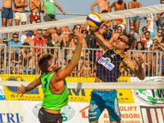 Con la prima tappa del campionato italiano, entra nel vivo anche il King & Queen beach volley tour 2019