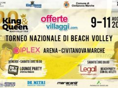 KingQueen beach volley tour sport e spettacolo