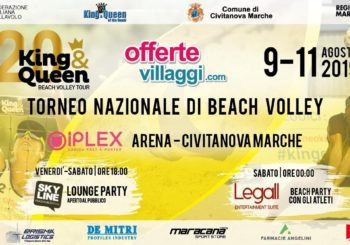 KingQueen beach volley tour sport e spettacolo