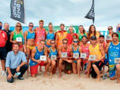 Riflessioni Energia 4.0 King & Queen beach volley tour 2020