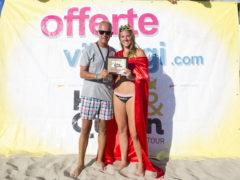 Sara Breidenbach ci parla del King&Queen beach volley tour 2O20
