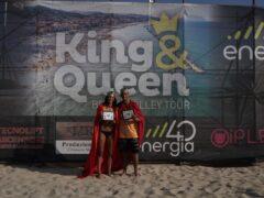 Mauro Sagripanti e Francesca Michieletto sono il King & Queen of the beach 2021, vincendo l'Energia 4.0